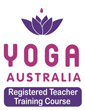 Yoga Australia registration logo
