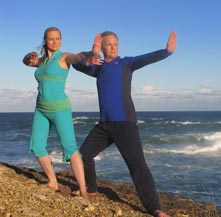 Dru Yoga Archer Pair